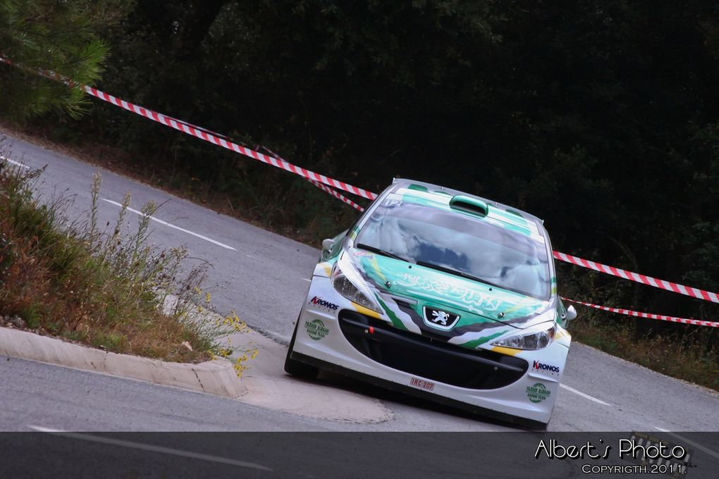 Album - WRC-Test-2011