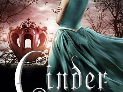 """Cinder"" de Marissa Meyer"