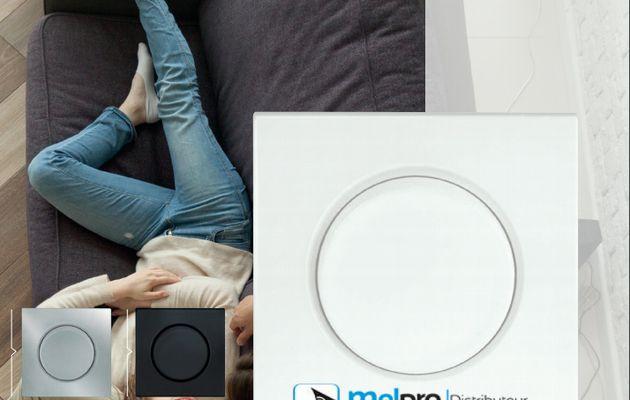 Découvrez la nouvelle gamme d'appareillage Square d'Eur'ohm chez MELPRO et sur melpro.fr