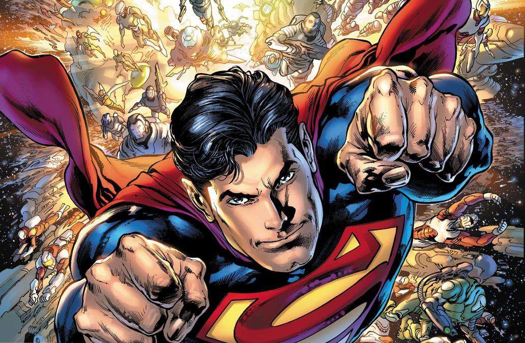 SUPERMAN en COMICS
