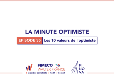 La Minute Optimiste - Episode 35 !