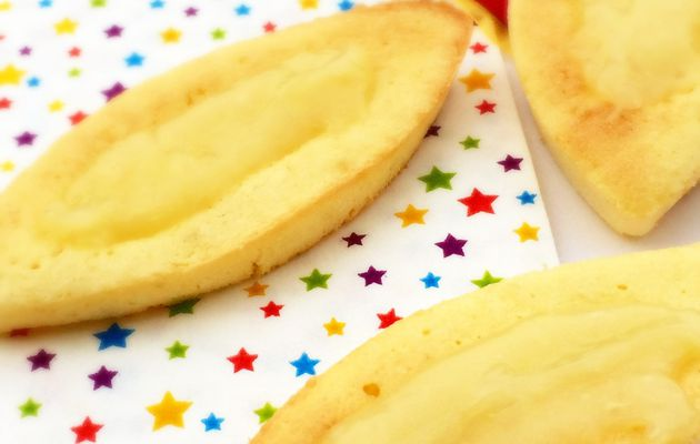 Barquettes au Lemon Curd