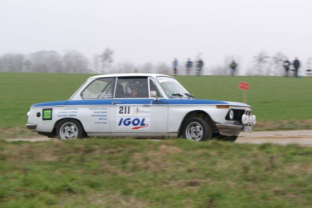 Album - Rallye Le Touquet  V.H.C. 2012