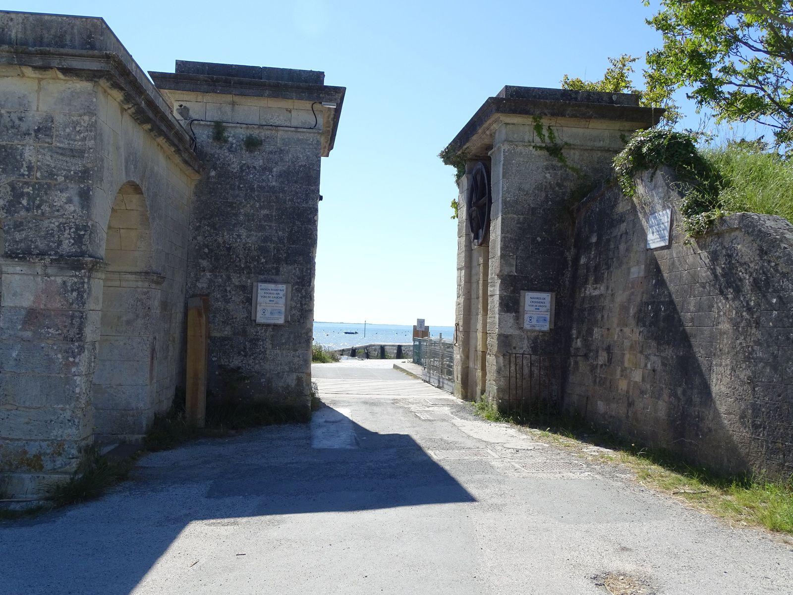 Balade d'un jour sur l'Ile d'Aix en 2021