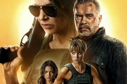 critique de TERMINATOR, DARK FATE