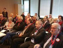 Congrès des maires ruaraux de france à Lyon