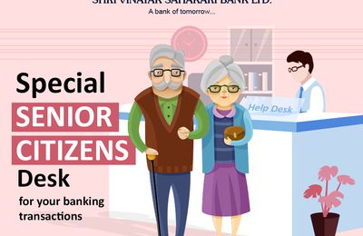 How Banking Is Beneficial To A Senior Citizen?