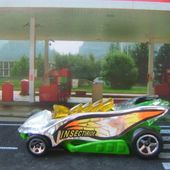TURBO FLAME HOT WHEELS 1/64 - car-collector.net