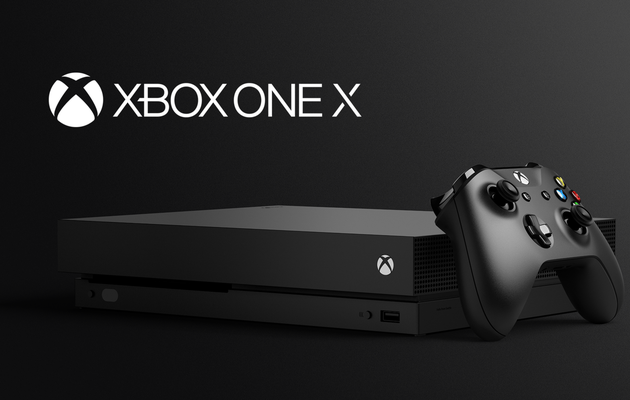 TEST de la XBOX ONE X : The Monster is (really) here!