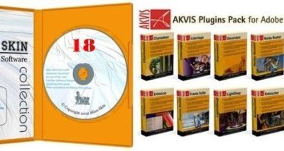 Photoshop Plugin Akvis-Decorator V 2.0 64 Bitl