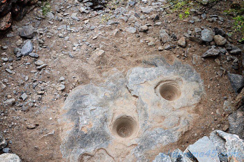 Ruines de Quilmès, Argentine en camping-car