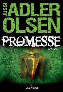"""""""promesse"""", Jussi Adler-Olsen"""