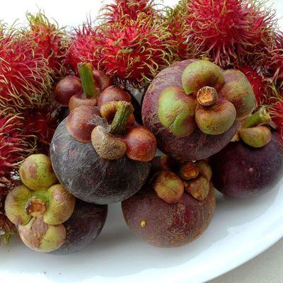 Fruits de saison (21-12) - Achats du jour...