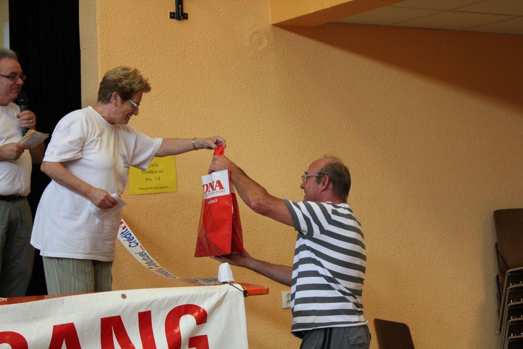 Traditionelle action de solidarité de l'ADSBE dédiée à une grande cause médicale ou au domaine du handicap