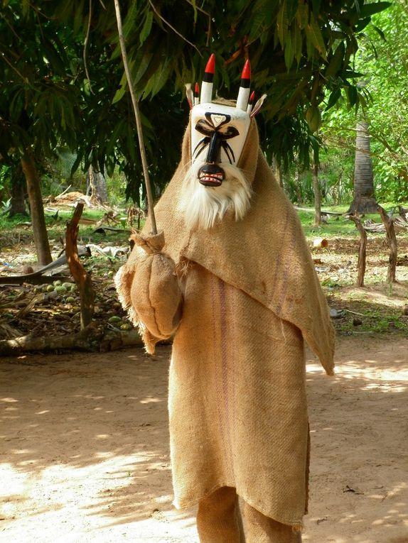 Imágenes de Casamance, Senegal.- El Muni.