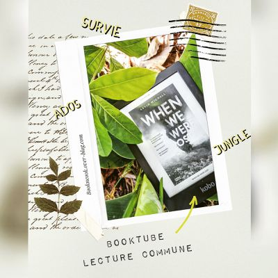 BookTube lecture commune : When we were lost - Kevin Wignall