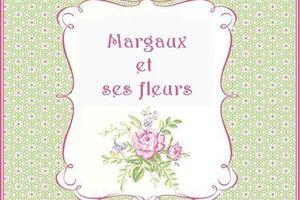 Margaux et ses fleurs.... compo aux callas