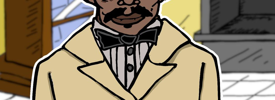 Edmond Albius, the black reunionese genius from captivity to Science (Webcomic)