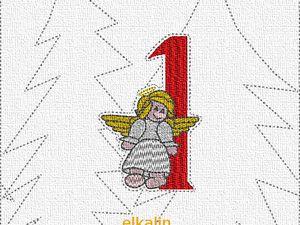 ABC anges, le chiffre 9