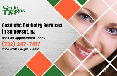Get a Confident Smile with Latest Cosmetic Dental Treatments