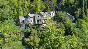 Résidence à La Sablière, gorges du Tarn