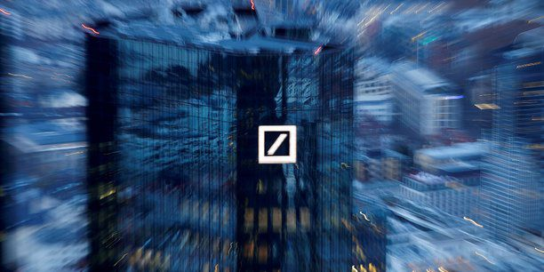 Révélations de blanchiment : Deutsche Bank s'enfonce en Bourse