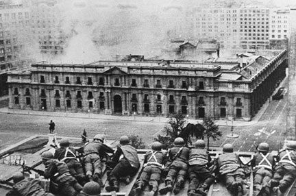 D'hier à aujourd'hui : du Chili 1973...à la Syrie 2016,    par Jean LEVY