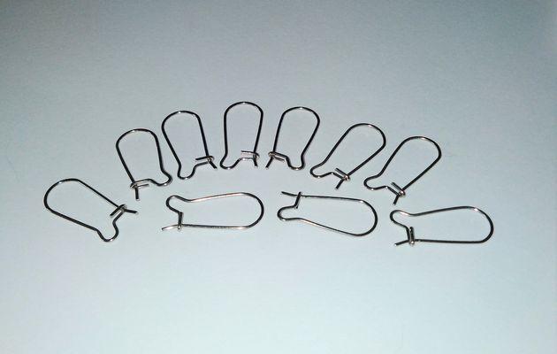 crochet boucle oreille percee,10x20mm,acier inoxydable 316L,fourniture bricolage mercerie,diy bijou gothique,boho bobo fashion mode,ethnique punk baroque,victorien edouardien,ateliers du fait mains,art nouveau art deco