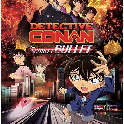 Détective conan - The scarlet bullet