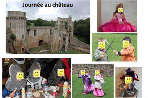 Journée au château chez Isabelle L