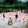 The East Village @ Li Wei. 2000. 1st open fest. Pékin. Chine