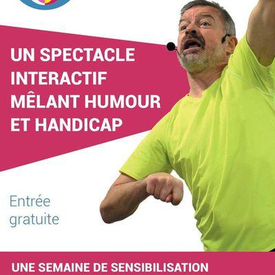 Gilles change les regards sur le handicap à Queven (56)