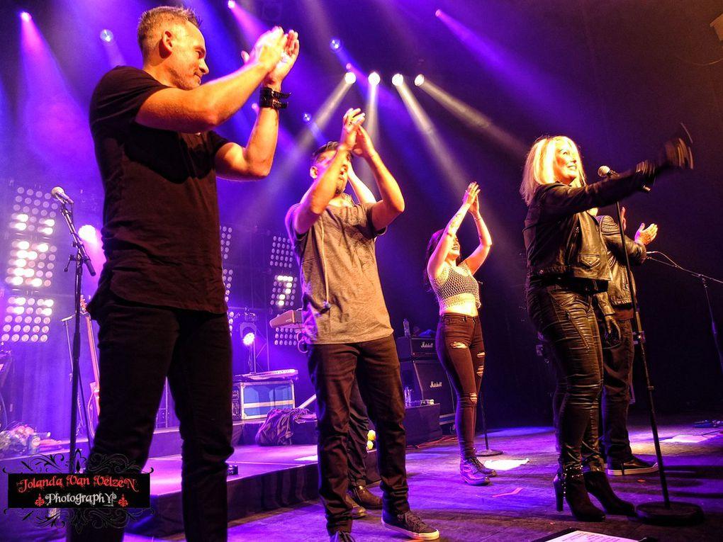 Kim Wilde Live aux Pays-Bas - 7 concerts en 9 jours !