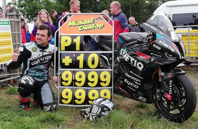 Armoy road race.