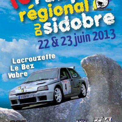 Rallye du Sidobre 2013