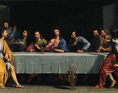 L'iconographie des repas du Christ en France au XVIIe siècle