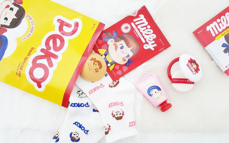 New - Collection Sweet Peko x Holika Holika