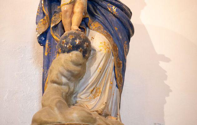 """""""La Vierge à midi"""" par Paul Claudel."""