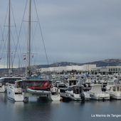 La marina de Tanger est maintenant plutôt bien remplie - Le blog de Bernard Moutin