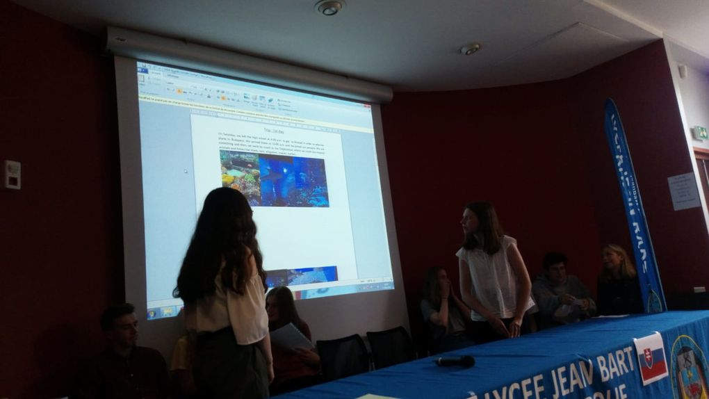 2nde Erasmus+… Fin d'année et nouvelles perspectives…