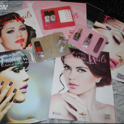 Collection Fashion Nails