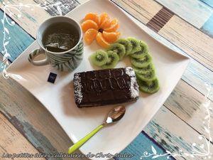 Bowlcake façon Kinder délice coco
