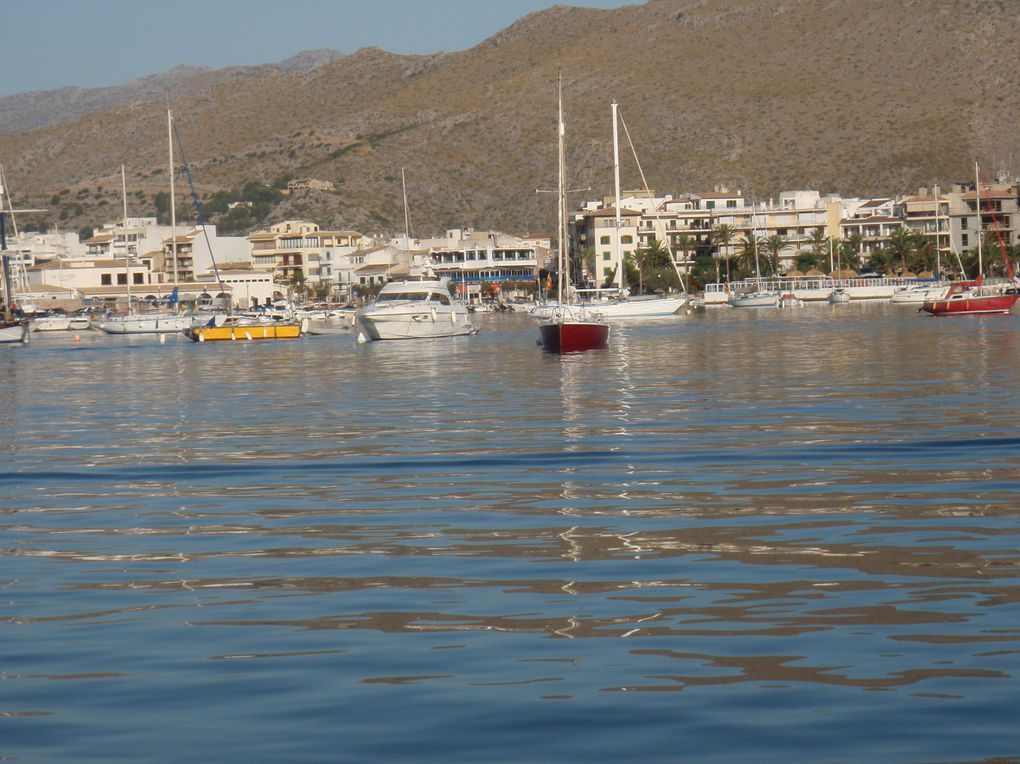 le golfe de porto, sagone, polensa, Palma de Mallorca,porto Cristo, la Calobra, Porquerolles