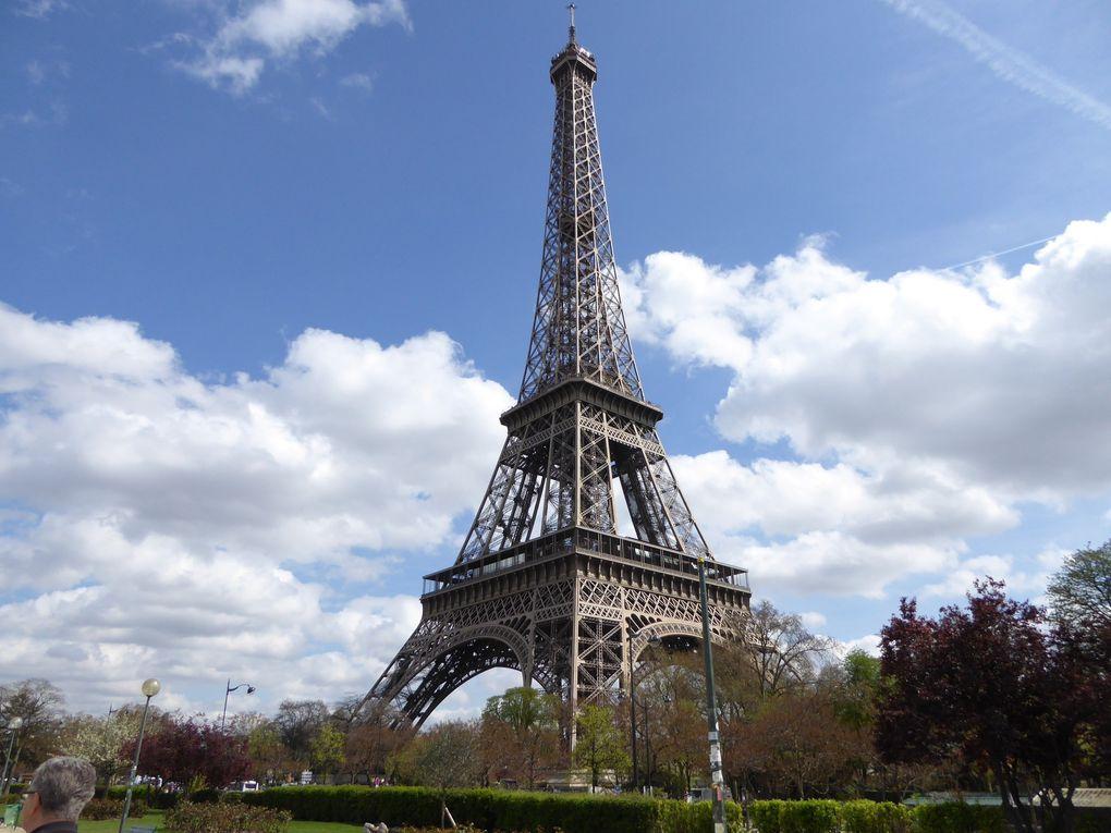 Promenade à Paris printemps 2015 - 2/...