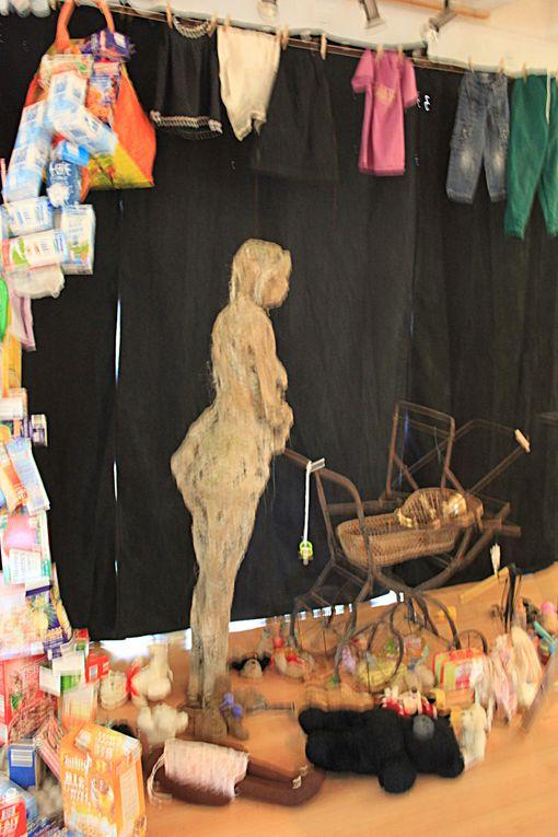 "galerie ""la traversée"" Langoiran oct 2011"