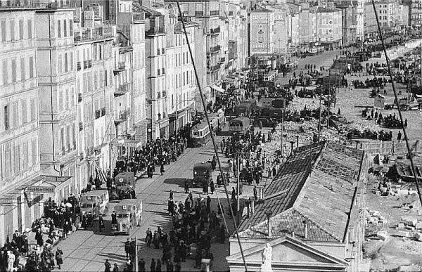 Rafle de Marseille