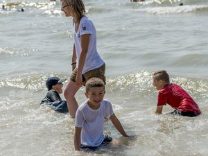 Camping à Merlimont (28/07-01/08/2014)