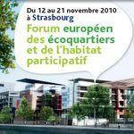 Ecoquartier Strasbourg, un exemple à suivre