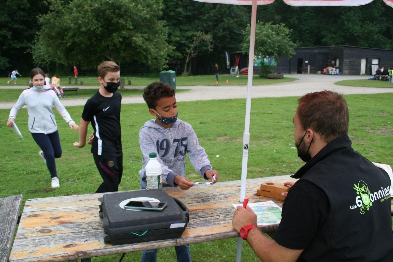 Centre Anatole France-Primaire-10/13 ans-Course d'orientation