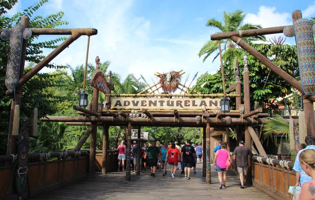 Magic Kingdom : Adventureland